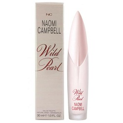 Аромат Naomi Campbell Wild Pearl от дизайнера Naomi Campbell Queen of Gold