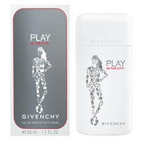Аромат Play in the City for Her от дизайнера Givenchy