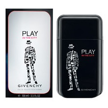 Аромат Play in the City for Him от дизайнера Givenchy