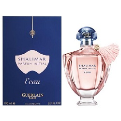 Аромат Shalimar Parfum Initial L Eau от дизайнера Champs Elysees