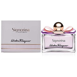Аромат Signorina Eau de Toilette Salvatore Ferragamo от дизайнера Incanto Lovely Flower
