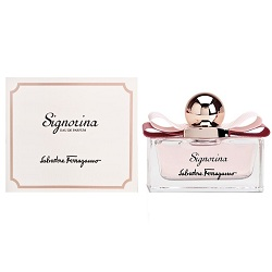 Аромат Signorina Salvatore Ferragamo от дизайнера Incanto Lovely Flower