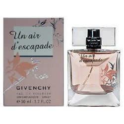 Аромат Un Air d Escapade Givenchy  от дизайнера Givenchy
