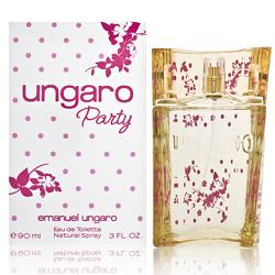 Аромат Ungaro Party от дизайнера Emanuel Ungaro