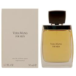 Аромат Vera Wang For Men от дизайнера Vera Wang